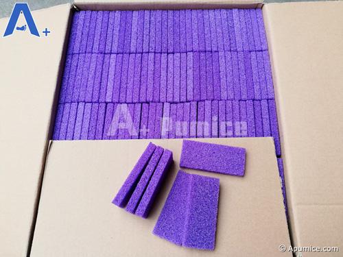 Professional Pedicure Supplies Disposable Pumice Pad