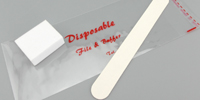 Disposable manicure kit